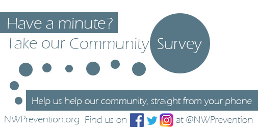 Young Adult Survey Social Graphic